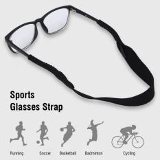 Daftar Harga 5 Pcs Olahraga Kacamata Elastis Leher Tali Retainer Cord Jaringan Pemegang Lanyard For Kacamata Oem