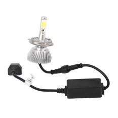 60 Watt 6000 Lumen H4 Led Kendaraan Cahaya Lampu Mobil Hi Lo Sinar Bohlam Kit 6000 Kb Siapa International Vakind Diskon