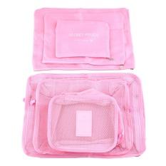 Jual 6 Buah Tas Penyimpanan Pakaian Cube Penyelenggara Perjalanan Bagasi Kantong 7 Warnd Antik