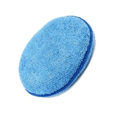 Jual 6Pcs Microfibre Foam Sponge Polish Wax Applicator Pads Car Home Cleaning Intl
