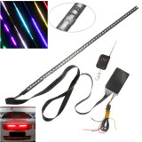 Spesifikasi 7 Warna 48 Led Rgb 56 Cm Mobil Knight Rider Flash Strobe Strip Light Waterproof Kit Intl Lengkap