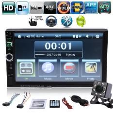 Harga 7 Inch 2 Din Layar Sentuh Bluetooth Mobil Radio Mp4 Dengan Camera Hands Free Call Untuk Ponsel Android Intl Terbaik