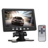 Harga 7 Inch 800X480 Warna Tft Lcd Layar Av Hdmi Vga Car Rear View Monitor Hitam Oem Ori