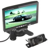 Diskon 7 Inci Lcd Warna Tampilan Belakang Mobil Tft Dvd Video Player Monitor With 7 Lampu Inframerah Memimpin Mobil Tampilan Kamera Belakang Oem
