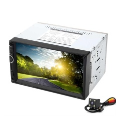 Harga 7002 7 Inch Double Din 12 V Mobil Multimedia Mp5 Player Dengan Kamera Am Fm Fungsi Bluetooth Intl China Oem Online