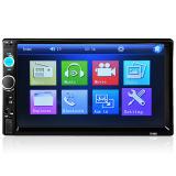 Harga 7010B 7 Inci Bluetooth Stereo Audio Mobil Layar Sentuh Mp5 Pemain Asli