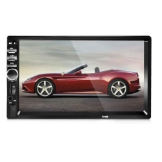 7018B 7 Inch Bluetooth V2.0 12 V Mobil Audio Stereo MP5 Player AutoVideo dengan Kamera Kaca-Intl