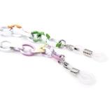 Toko 70 Cm Long Fashion Aluminium Non Slip Kacamata Sunglasses Chain Pemegang Tali Pengikat Tali Leher Multicolor Murah Di Tiongkok