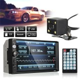 Promo 7 Car Stereo Mp5 Player Double 2Din Di Dash Touch Bluetooth Radio Fm Aux Kamera Intl Di Tiongkok