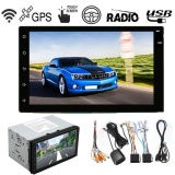 Toko 7 Quad Core Android 5 1 4G Wifi Gps Double 2Din Stereo Mobil Mp5 Radio Player Intl Termurah Indonesia