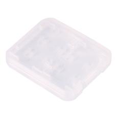 8 slot micro SD kartu memori penyimpanan disebut TF SDHC MSPD pemegang membawa kasus Plastik