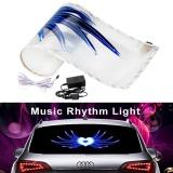 Jual 90 25 Cm El Sheet Light Lampu Equalizer Ke Jendela Sudut Jiwa Chario Led Dekorasi Mobil Styling Musik Mobil Sticker Equalizer Musik Intl Import