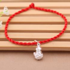 Harga 999 Perempuan Kubis Labu Tali Tangan Tali Merah Diy Gelang Satu Set