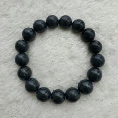 Beli A Kha Gelang Kesehatan Black Jade 12Mm Ukuran M 100 Batu Alam Dengan Kartu Kredit