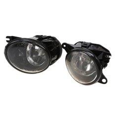 Sepasang Kiri & Kanan Mobil Kabut Depan Lampu Mengemudi untuk Audi A6 C5 02-05-Intl