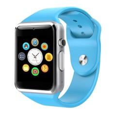 A1 Arloji Bluetooth Cerdas Menonton Kebugaran Pedometer Memakai SIM Kamera Smartwatch For Android Telepon Facebook WhatsApp Gelang-Intl