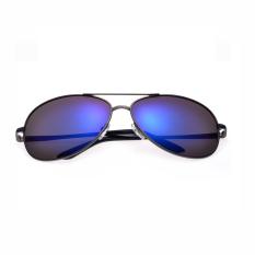 Toko A103 Cool Men S Boys Bingkai Logam Uv400 Protection Polarized Toad Sunglasses Sun Kacamata Ungu Terlengkap