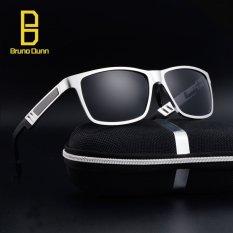 Toko Aaa Kualitas Aluminium Magnesium Alloy Polarized Kacamata Untuk Wanita Pria Eyewear Mengemudi 2140 Sun Kacamata Male 6560 Silver Frame Abu Abu Lense Intl Bruno Dunn