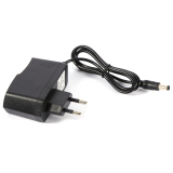 Beli Ac 100 240 V For Dc 12 V 1 Amp Power Supply Adapter Charger Kabel For Strip Led Eu Internasional Cicil