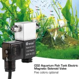 Beli Ac 220 V Suhu Rendah Co2 Ikan Aquarium Tank Electric Katup Solenoid Magnetic Intl
