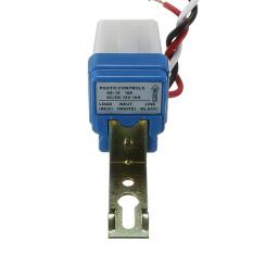 Harga Hemat Ac Dc 12 V Otomatis On Off Fotosel Street Kontrol Lampu Photoswitch Otomatis Saklar Sensor Fotosel Intl