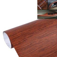 Beli Kayu Akasia Bertekstur Tinggi Gloss Serat Karbon Vinyl Wrap Sticker Decal Film Decal Mobil Furniture Kitchen Cabinet Appliance Ukuran 125 Cm X 50 Cm Intl Terbaru