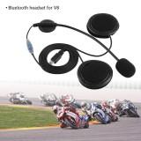 Harga Accessories Bluetooth Headset Headphone Microphone For V8 Motorcycle Helmet Intercom Intl Asli Oem