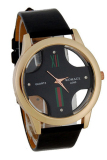 Spesifikasi Acewin 633632 Jam Tangan Pria Transparent Fashion Men S Watch Hitam