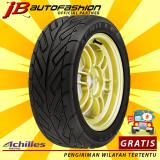 Jual Achilles 123S Semi Slick 195 50 R15 Ban Mobil Gratis Kirim Jawa Tengah Import