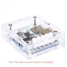 Harga Acrylic Diy Case Cover Shell For Usb Dc 5V Bt 2 1 Audio Receiver Board Wireless Stereo Music Module With Tf Card Slot Intl Dan Spesifikasinya