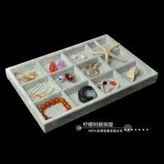 Diskon Ada Tutup Cincin Kalung Liontin Gelang Kotak Penyimpanan Penampan Perhiasan Diy Di Tiongkok