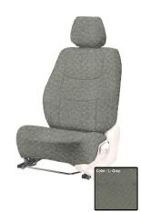Adepe sarung jok mobil All New Avanza 2012 Non Air Bag Bahan MBTECH ( L. grey )