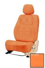 Adepe sarung jok mobil All New Avanza 2012 Non Air Bag Bahan MBTECH ( Orange )
