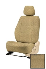 Adepe sarung jok mobil All New Xenia 2012 Non Air Bag Bahn MBTECH( Beige )