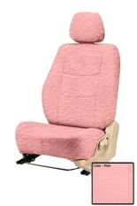 Adepe sarung jok mobil Grand Livina ( Pink )