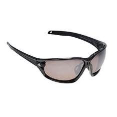 Adidas Evil Mata EVO L A418 6054 Terpolarisasi Kacamata Hitam Persegi Panjang-Internasional