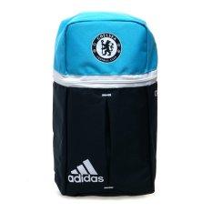 Beli Adidas G90172 Chelsea Football Club Tas Sepatu Hitam Biru Indonesia