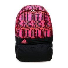 Adidas M66949 Graphic Tas Ransel Pink Hitam Adidas Diskon