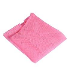 Beli Adjustable Pet Grooming Mandi Restraint Bag Pink Intl Seken