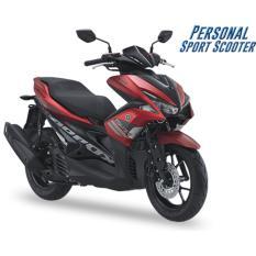 Beli Aerox 155 Vva Red Jabodetabek Yamaha Dengan Harga Terjangkau
