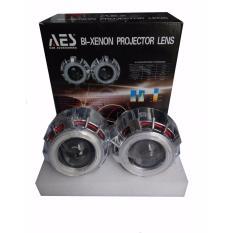 Harga Aes Projector Hid Mobil G1 Super Double Ae Merah Biru De Merah Garansi Yang Murah Dan Bagus