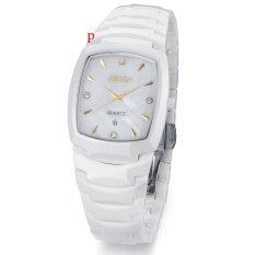 Harga Aesop Gs9916W Jam Tangan Pria Putih Ceramic New