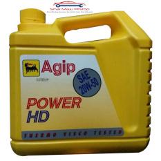 Agip Power HD 20W-50  Oli Mobil Mesin Bensin 4 Liter