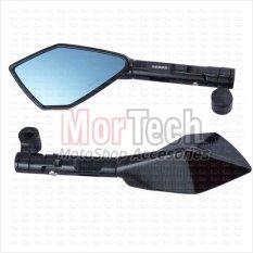 Ulasan Lengkap Tentang Agras Kaca Spion Sepion Vario Fi 125 Cc Karbu Fairing Tomok Cnc Hitam