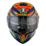Review Agv K3Sv 5 Continent