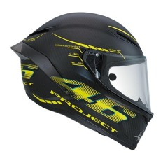 AGV Pista Asian Project 46 Carbon matt