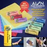 Beli Aion Lap Kanebo Transparan Warna Assorted 101T Pake Kartu Kredit
