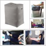 Harga Bantal Inflatable Travel Footrest Pillow Flight Bantal Untuk Anak Anak Dan Orang Dewasa Car Airplane Kaki Pad Kaki Mat Intl Satu Set