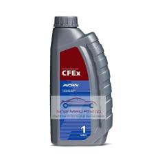 AISIN CFEx CVT Fluid 1 Liter MADE IN KOREA - Oli Transmisi Matic Mobil