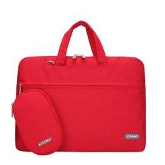 Harga Ajusen Portable Ultrabook Handlebag Lembut Lengan Laptop Casing Tas Komputer Smart Cover Untuk 11 Macbook Air Pro Case Intl Merk Ajusen